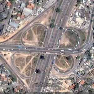 Anel Rodoviário ganha passagens alternativas para saída de acidentes