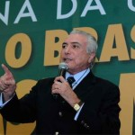 Temer é reconduzido à presidência do PMDB pelos próximos dois anos