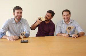 Vitor Holtz, Gutto Oliveira e Pascoal Fioravante, diretores da Momm (2)