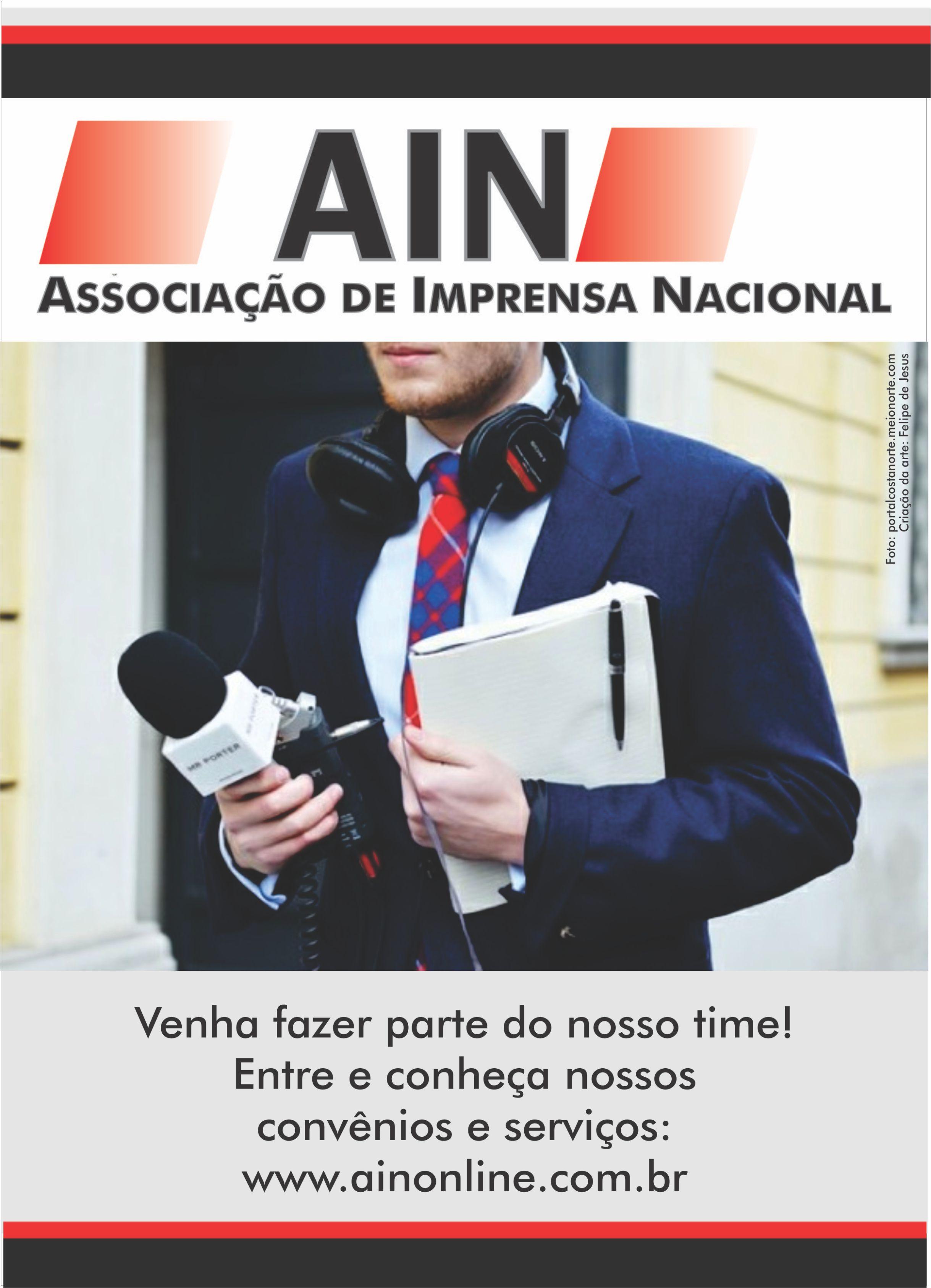 Associação de Imprensa Nacional  (AIN) participa da maior Imersão Digital para Jornalistas