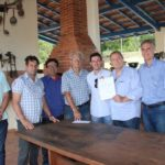 Colonias italianas firmam parcerias no Espírito Santo