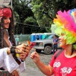 Carnaval seguro contra infecções sexualmente transmissíveis