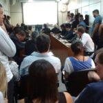 Vice Prefeito Paulo Lamac esteve na Câmara para esclarecer cargos comissionados