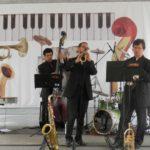 """Dupla de cantores da """"Route 66"""" é convidada do Aqui Jazz: 3º edição de 2017 será na Praça Duque de Caxias, domingo 29 de outubro"""