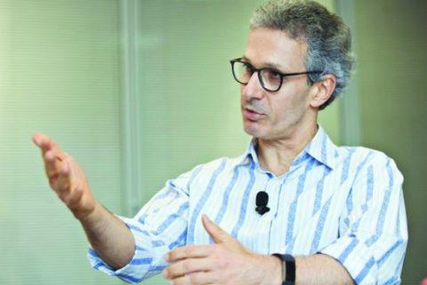 Romeu Zema, empresário e pré-candidato do Novo ao governo de Minas