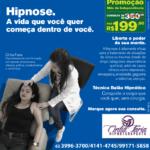 Hipnose: A vida que você quer começa dentro de você