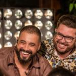 Bruno César e Luciano gravam o DVD Acústico na Canastra ao vivo