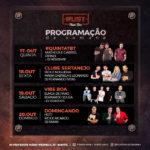 Rust Music Bar apresenta sertanejo, samba e pagode durante a semana