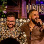 """Música """"Puro Malte"""", de Bruno César & Luciano, está entre as cinco mais tocadas em MG"""
